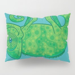 Magical Chameleon Pillow Sham