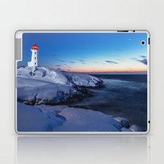 Winter Twilight Laptop & iPad Skin