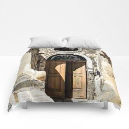 Procida #3 Comforters