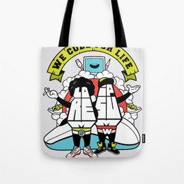 Lorem & Ipsum Tote Bag