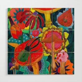 Alice Wood Wall Art