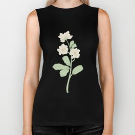 Little Flowers Biker Tank