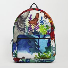 Forest Dance Backpack