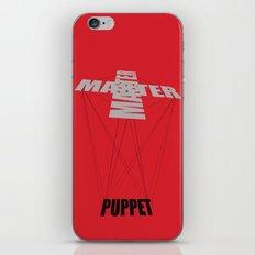 Puppet Master iPhone & iPod Skin