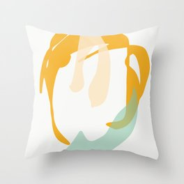 Matisse Shapes 8 Throw Pillow