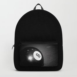 Eight Ball Backpack