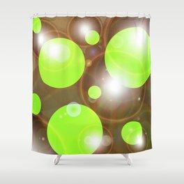 Mystic Bubbles Shower Curtain