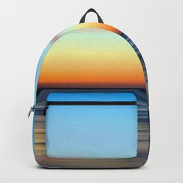 Abstract Seascape 11 Backpack