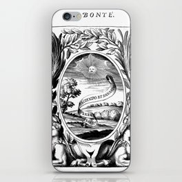 Goodness iPhone Skin