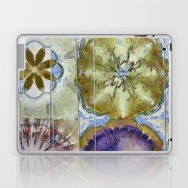 Unoiled Vulnerable Flower  ID:16165-055943-96401 Laptop & iPad Skin