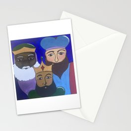 Tres Reyes Mago Stationery Cards