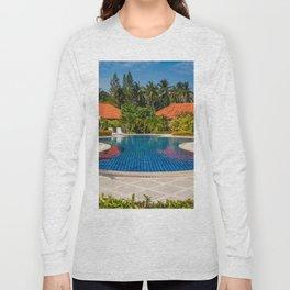 Tropical Paradise Long Sleeve T-shirt