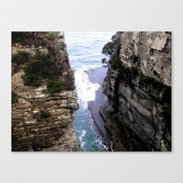 Devil's Kitchen Canvas Print