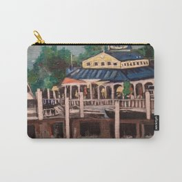 """""""Bayview Avenue"""" at Put-n-Bay, Ohio Carry-All Pouch"""