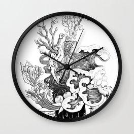 Fairytale #2: The Devourer Wall Clock