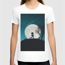 Moon of Love T-shirt