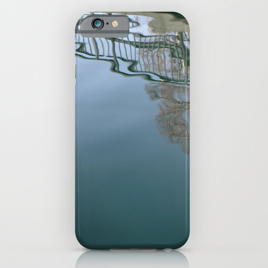 Bridge over troubled water iPhone & iPod Case