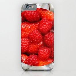 Healthy Japanese Flag iPhone Case
