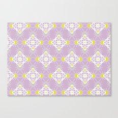 paisley pattern 1 Canvas Print