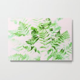 Fern Forest #society6 #decor #buyart Metal Print