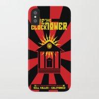 propaganda iPhone & iPod Cases featuring Clocktower Propaganda by DGN Graphix