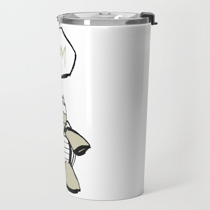 minima - mr. pal Travel Mug