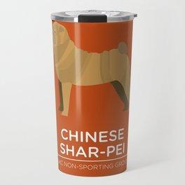 Chinese Shar-Pei Travel Mug