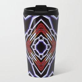 Cylinders Travel Mug