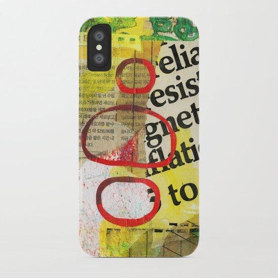 Collage 2 iPhone Case