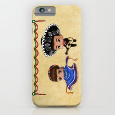Mexican Chibis Slim Case iPhone 6s