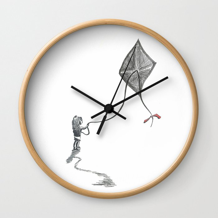 Dedication Wall Clock