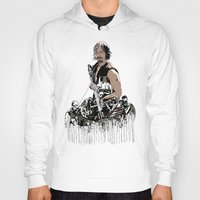 daryl dixon Hoodies featuring Daryl Dixon by Huebucket