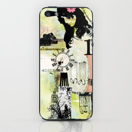 I Dream iPhone Skin