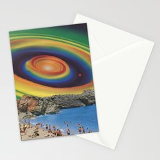 Supergraphic Summer - The Color of Summer 2 Stationery Cards