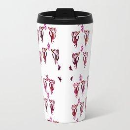 wine cats Travel Mug