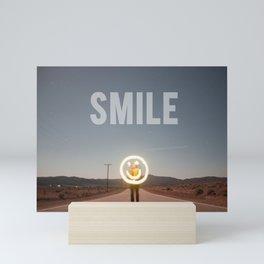 H.S. SMILE Mini Art Print