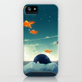 Dreaming... iPhone Case
