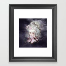 Bound To Vulnerability Framed Art Print