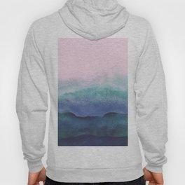 Pastel watercolor gradient (everyday 2/365) Hoody