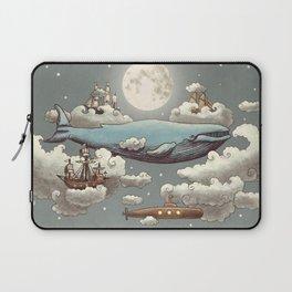 Ocean Meets Sky Laptop Sleeve