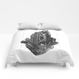Obsidian House Comforters