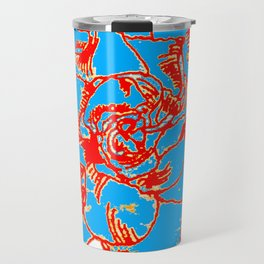 POPART Gardenia - Primaries Travel Mug