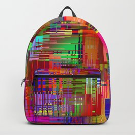 windy color Backpack