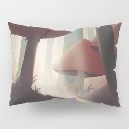 Into Wonderland Pillow Sham
