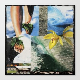 Dreaming of Pipe Canvas Print