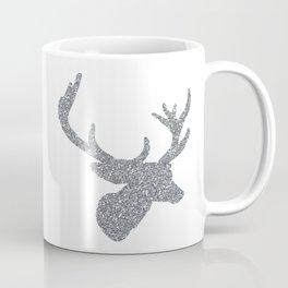 Silver Deer Coffee Mug