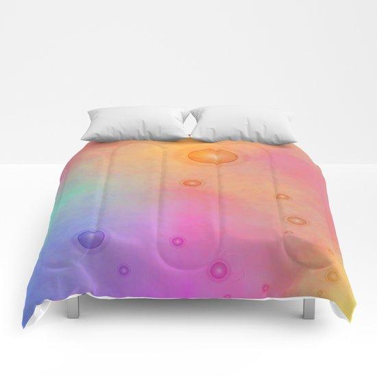 Bubbles 1 Comforters