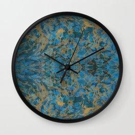 Thai Marble Wall Clock