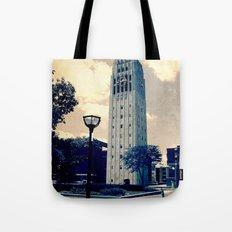 Ann Arbor Clock Tower Tote Bag