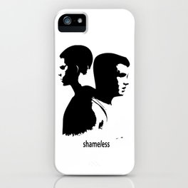 Shameless Ian Gallagher and Mickey Milkovich iPhone Case